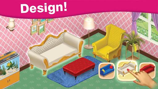 Home Cafe : Mansion Design - Match Blast 5.3 screenshots 8