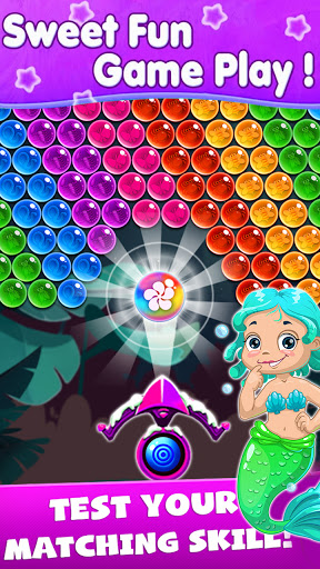 Mermaid  Bubble 2.6.0 screenshots 3