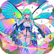 Elf coloring page-free offline paint by number - Androidアプリ
