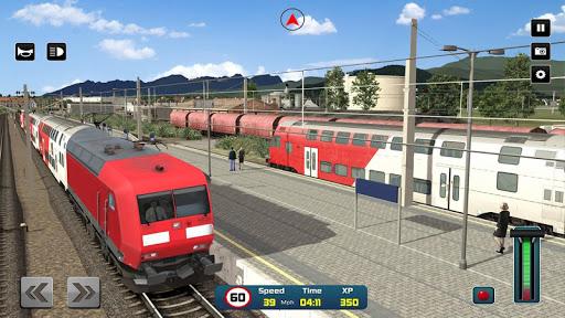 City Train Driver Simulator 2019: Free Train Games 4.4 Screenshots 5