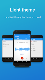 Easy Voice Recorder Screenshot