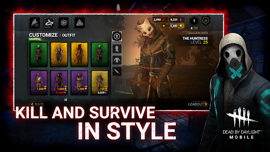 DEAD BY DAYLIGHT MOBILE – Multiplayer Horror Game Hack for iOS and Android 5