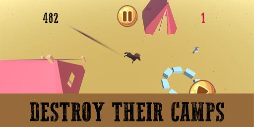Horse Revenge - A West Farm Cowboy Game screenshots 2