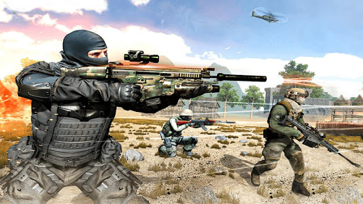 Gun Strike: Encounter Shooting Game- Sniper FPS 3D 2.0.3 screenshots 2