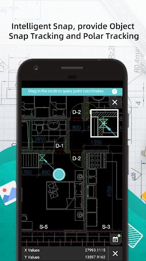 DWG FastView-CAD Viewer & Editor 3.13.15 Screenshots 3