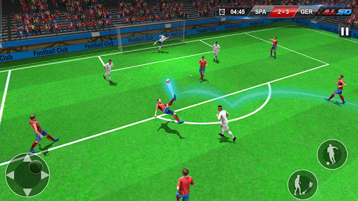Football Soccer League - Play The Soccer Game android2mod screenshots 3