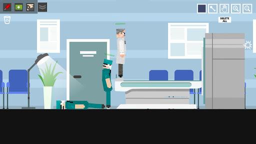 Doctor Surgery Playground: Scanner Ragdoll apktram screenshots 2