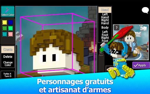 Code Triche Hero Craft APK MOD (Astuce) screenshots 1