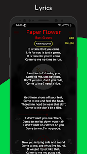 Crimson Music Player Pro v3.9.9 Cracked APK 2
