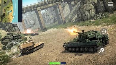 Tanks of War screenshot thumbnail