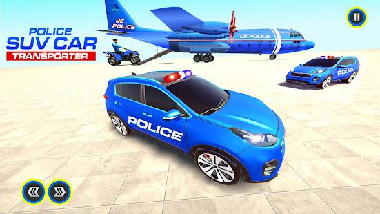Grand Police Prado Car Transport 3.6 Screenshots 1