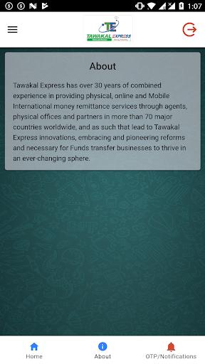 Tawakal App  screenshots 3