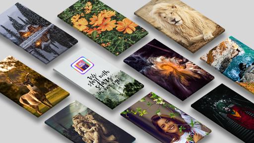 4K Wallpapers - 4D, Live Background, Auto changer 2.4.7.6.3 Screenshots 1