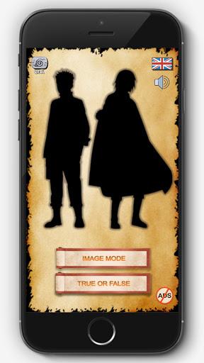 Naru Quiz: Guess all the Characters screenshots 9