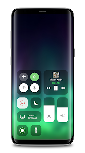 Control Center os 14 Screenshot
