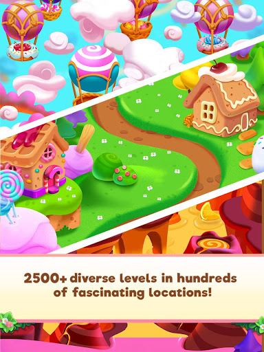 ud83cudf53Candy Riddles: Free Match 3 Puzzle  screenshots 16