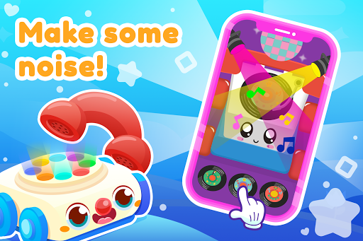 Baby Carphone Toy Kids game | games for kids  screenshots 9