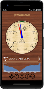 mu Barometer Pro APK 2
