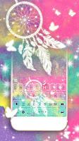Sweet Dream Catcher Keyboard Theme