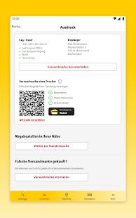 Post & DHL 7.0.54 (206) Screenshots 13