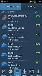 Weather ACE 1.12.32 Screenshots 5