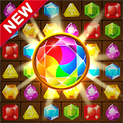 Pharaoh Magic Jewel : Classic Match 3 Puzzle