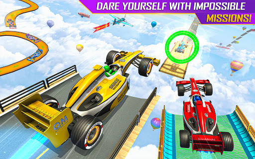 Formula Car Stunt Games: Mega Ramp Car Games 3d 1.6 screenshots 9