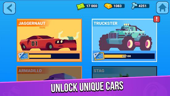 Image For Smash racing: drive from cops, make an epic crash! Versi 6.7.7 4