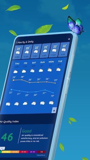 Accurate Weather : Weather Radar Live & Alerts  screenshots 2