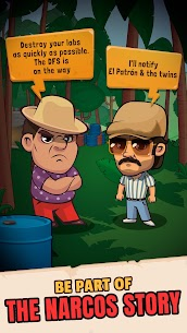 Narcos: Idle Cartel Mod Apk (Unlimited Money) 2