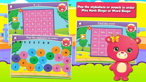 Baby Bear First Grade Games screenshots 4