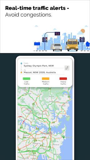 GPS Live Navigation, Maps, Directions and Explore  Screenshots 22