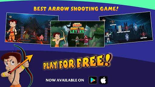 Chhota Bheem Shoot the Leyaks Game 1.5.0 screenshots 2