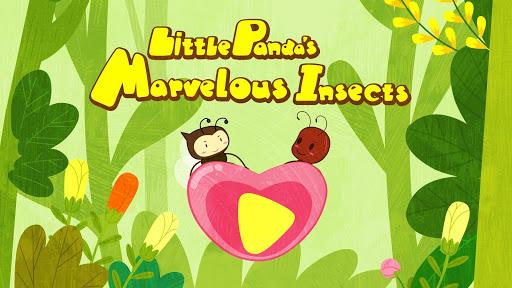 Little Panda's Insect World - Bee & Ant  screenshots 12