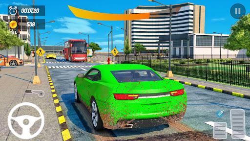 Mobile Car Wash Workshop: Service Truck Games 1.24 Screenshots 3