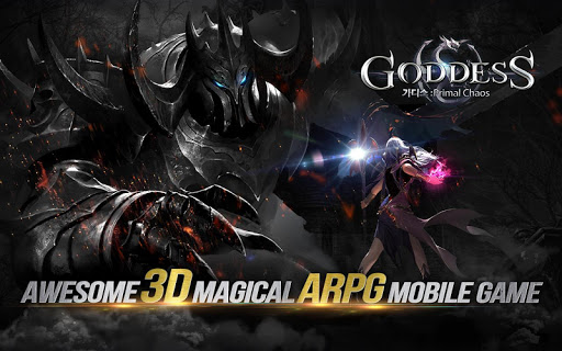 Goddess: Primal Chaos - en Free 3D Action MMORPG APK MOD – ressources Illimitées (Astuce) screenshots hack proof 2