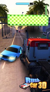 Rush Car 3D Screenshot