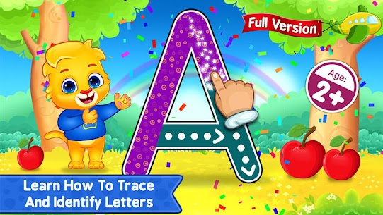 ABC Kids – Tracing & Phonics 1