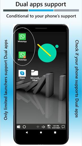 Win-X Launcher (No ads) Apkfinish screenshots 16