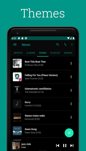 Pixel - Music Player android2mod screenshots 3