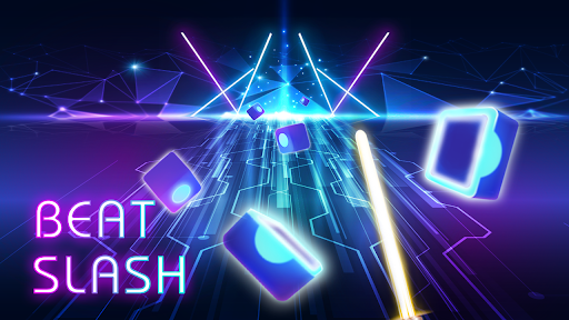 Beat Slash - Music Game Blade & Saber Songs android2mod screenshots 1