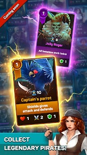 Pirates & Puzzles – PVP Pirate Battles & Match 3 10