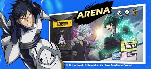 My Hero Academia: The Strongest Hero  screenshots 9