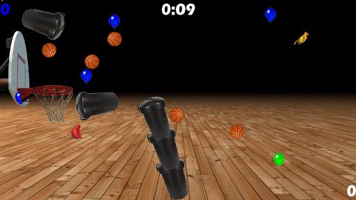 basketball shootout screenshot 2