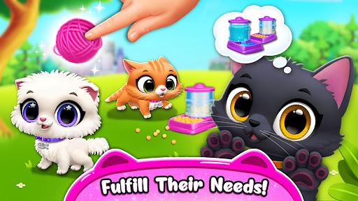 FLOOF - My Pet House - Dog & Cat Games  screenshots 6