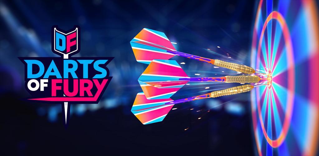 Darts of Fury poster 0
