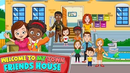 My Town : Best Friends' House  screenshots 1