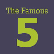 The Famous Five, Audiobooks and Reading Books
