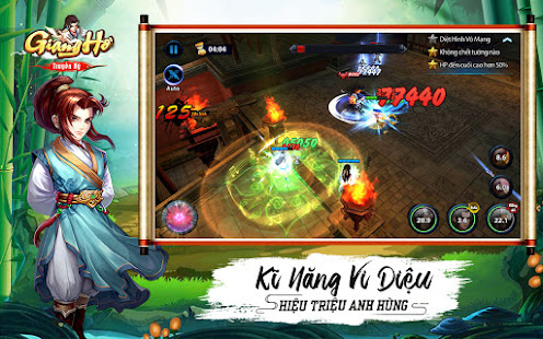 How to hack Giang Hồ Truyền Kỳ for android free