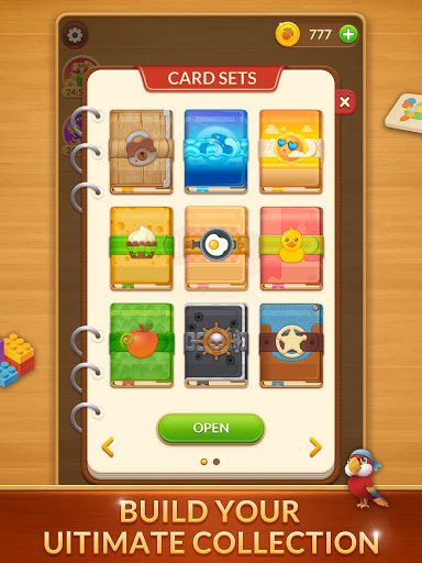 Word Card: Fun Collect Game apkslow screenshots 10